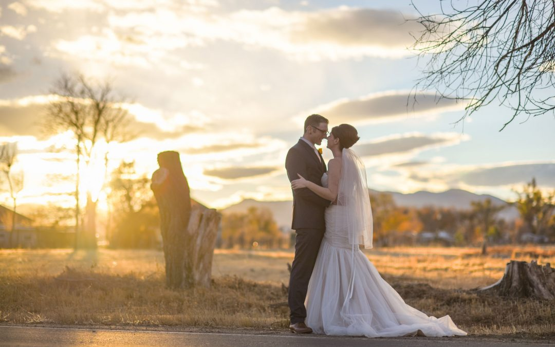 Lisa & Charles | Church Ranch Event Center | Westminster, Colorado Wedding Photography