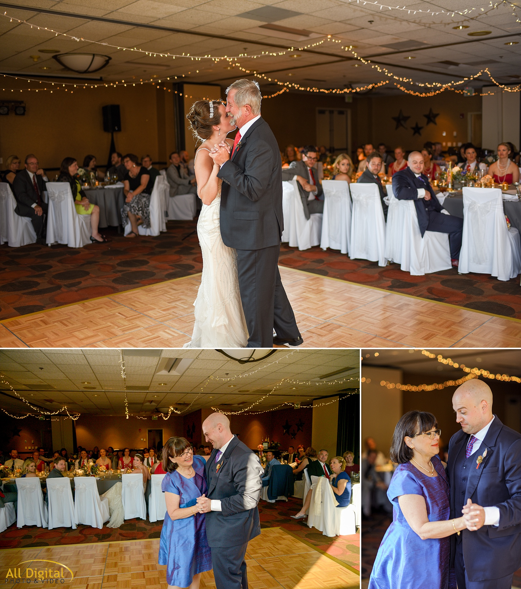 Parent Dance's at the Golden Hotel photographed by All Digital Studios.
