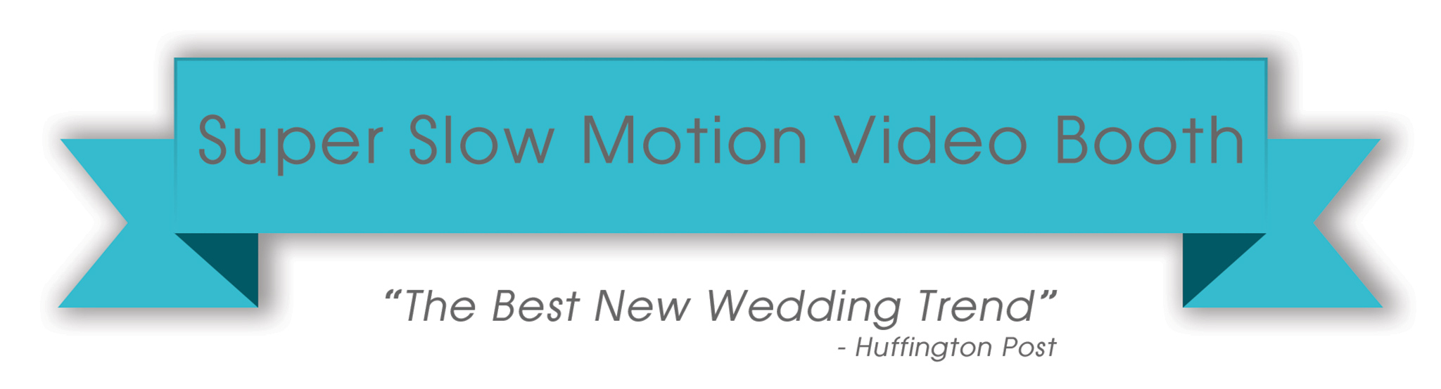Super Slow Motion Video Booth - The Best New Wedding Trend