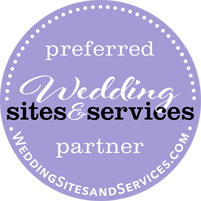 Official Wedding Sites & Services Partner