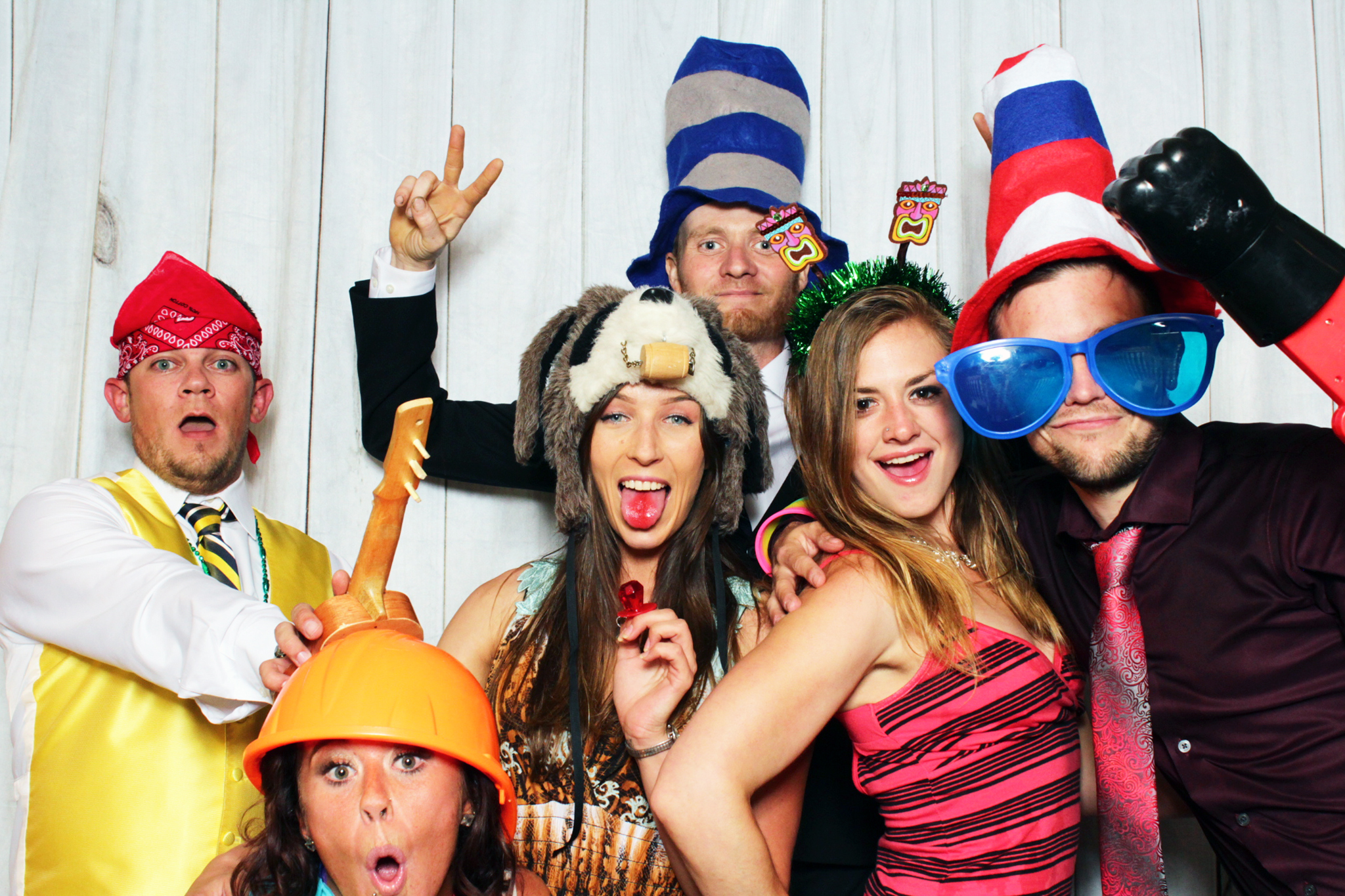 Wedding Day Photo Booths by All Digital Photo & Video