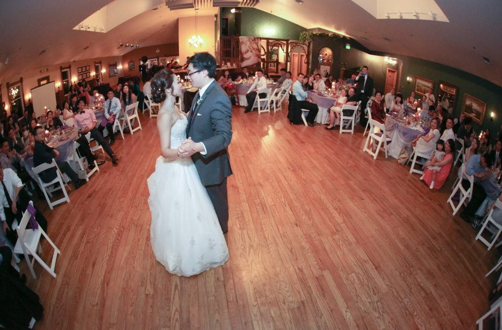 Julia and Tim at Lionsgate Event Center