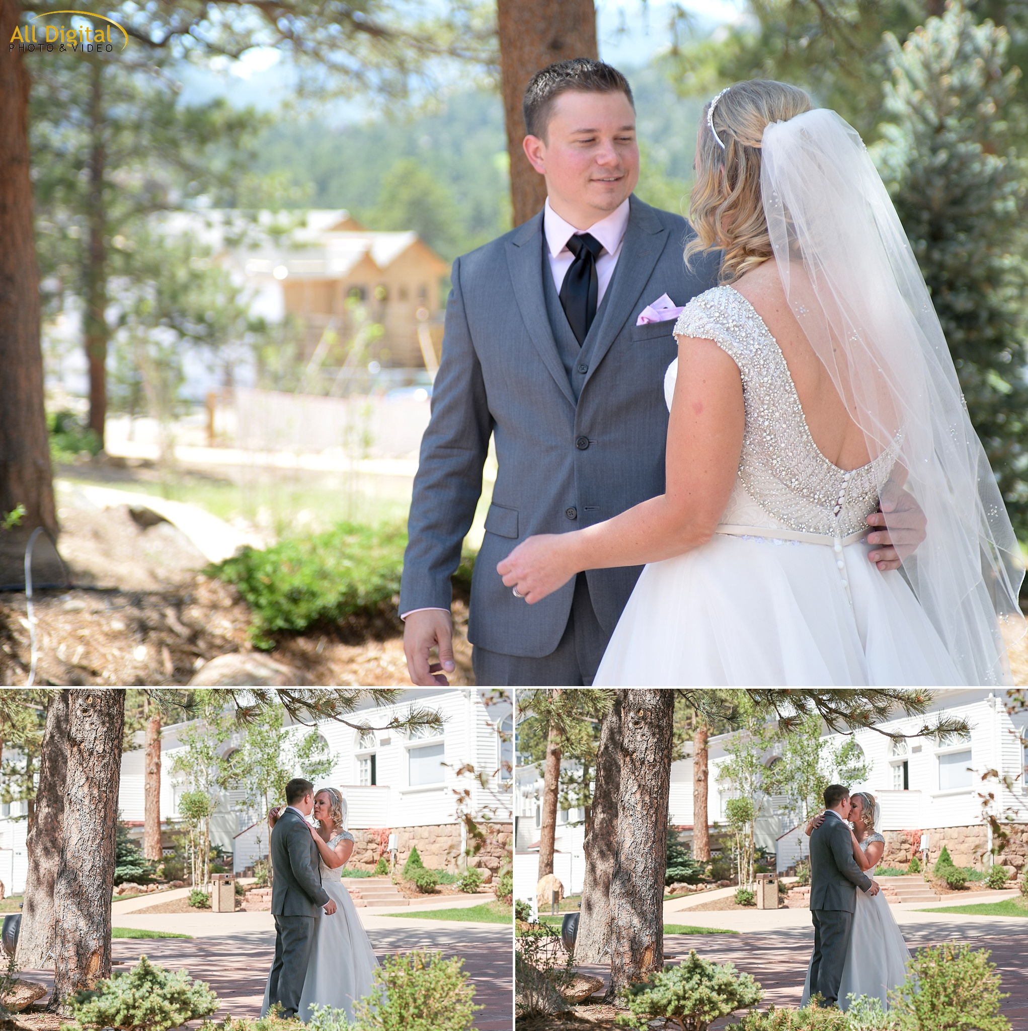 Alison & Brian's First Look at the Stanley Hotel in Estes Park, Colorado