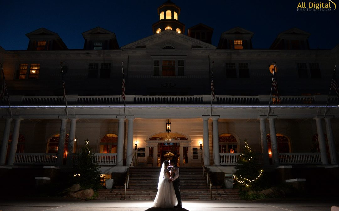 Alison & Bryan | The Stanley Hotel Wedding | Colorado Wedding Photographer