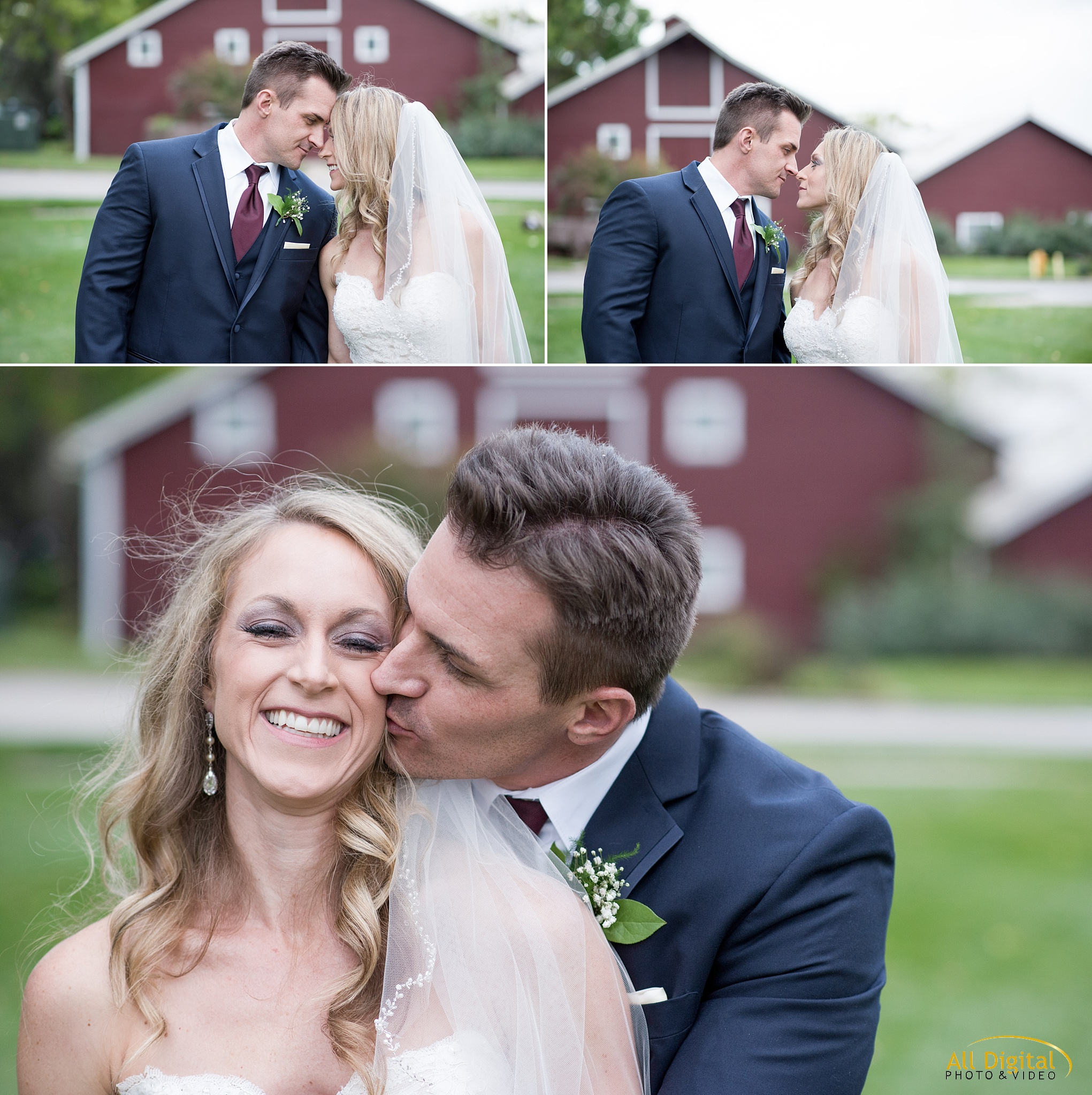 Tina & Nathan - Romantic Portraits at Raccoon Creek