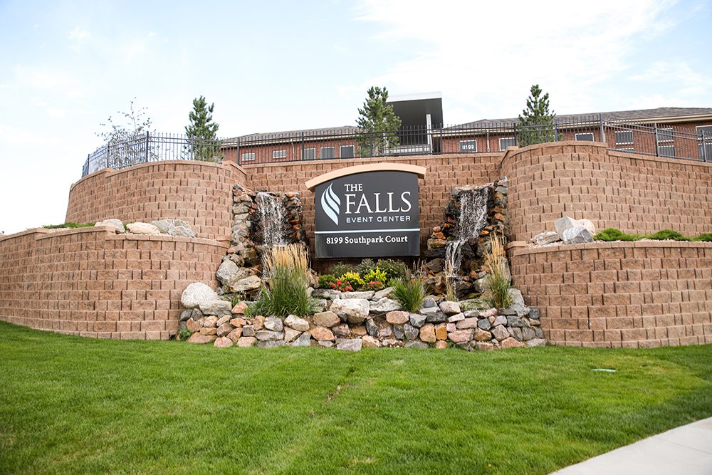 The Falls Event Center - Preferred Venue