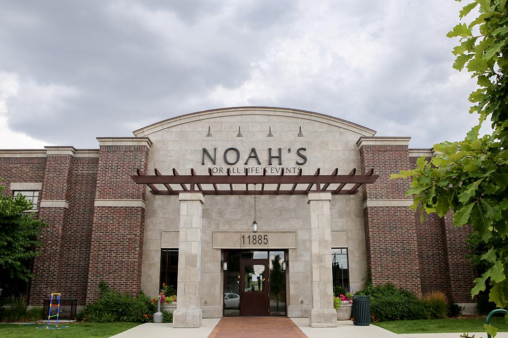 Noah's Event Center - Preferred Venue