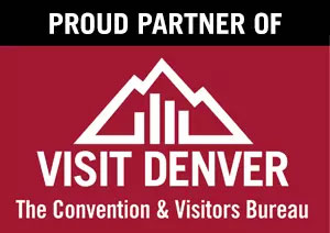 Proud Partner of Visit Denver