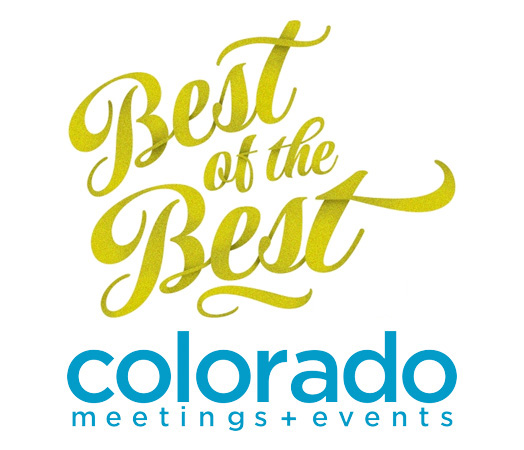 8 Time Best of the Best Winner from Colorado Meetings & Events